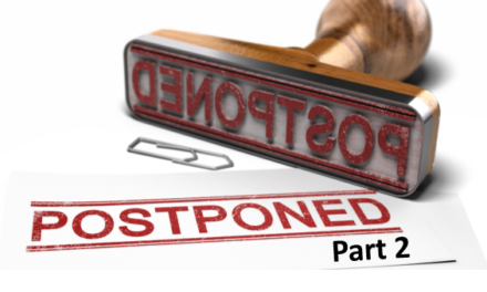 Understanding postponement rules and how providers can support them (part two of two)